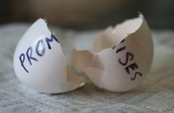 20 promessas que você rompeu com seu 'eu' mais jovem