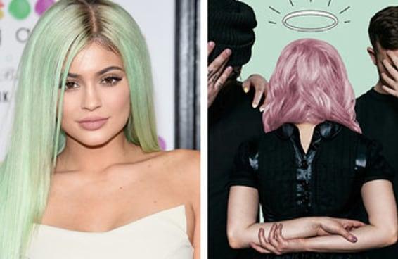Kylie Jenner pode estar secretamente lançando uma carreira pop