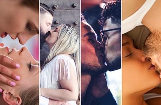 Se você já deu 15 destes tipos de beijo, pode se considerar adulto