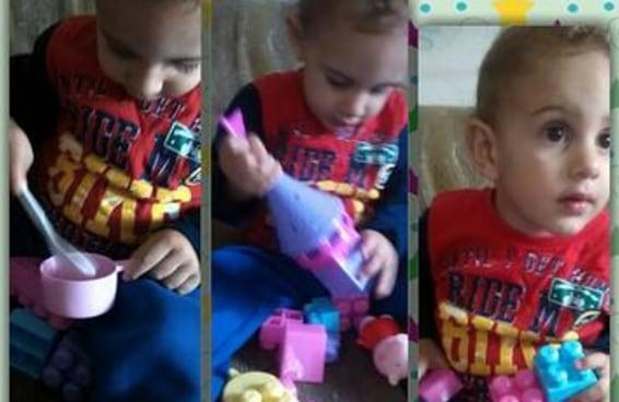 """Mães estão postando fotos de seus filhos com brinquedos e roupas """"de menina"""""""