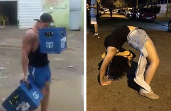 12 provas de que o bêbado brasileiro é o melhor do mundo