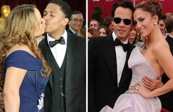 Estas fotos provam que o Oscar era MUITO diferente há 10 anos