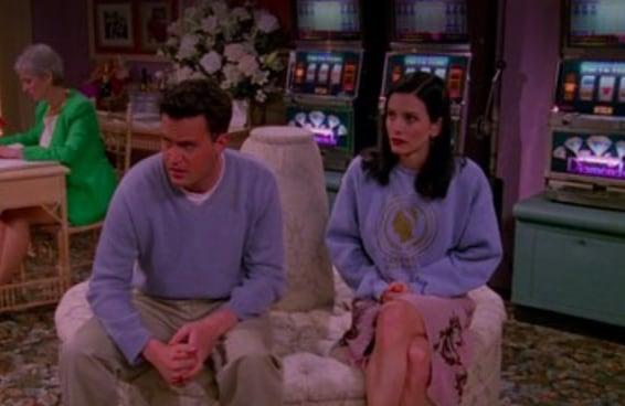 O quanto você manja do relacionamento de Chandler e Monica?