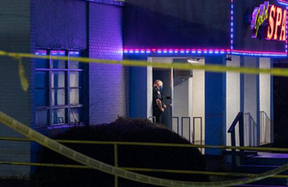 Um homem matou seis mulheres asiáticas nos Estados Unidos, mas a polícia disse que ainda é cedo para afirmar que foi crime de ódio