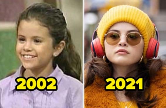 Selena Gomez esteve em mais de 34 filmes e séries. Quantos você viu?
