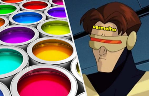 Conseguimos acertar a cor que você está pensando com 94% de precisão