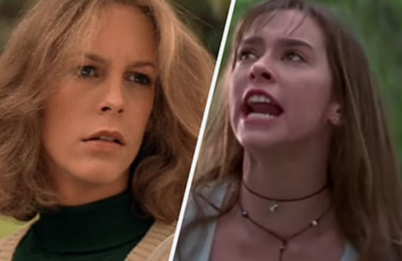 Você já conhece todos os vilões de filmes de terror — mas será que você se lembra das mocinhas?