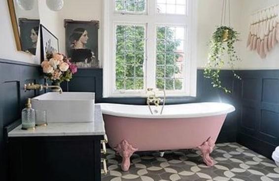 28 banheiros tão maravilhosos que parecem de mentira