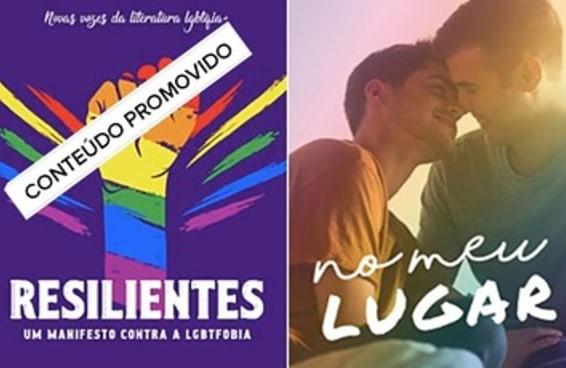 11 ebooks LGBTI+ de graça ou com 90% de desconto na Amazon