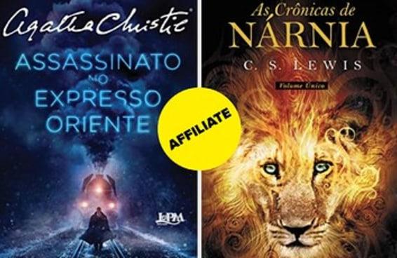14 eBooks em promoção no Amazon Day pra você finalmente ler aquele livro que todo mundo já leu