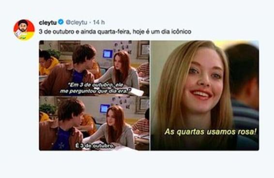 """20 tuítes para eternizar o dia mais especial da história de """"Meninas Malvadas"""""""