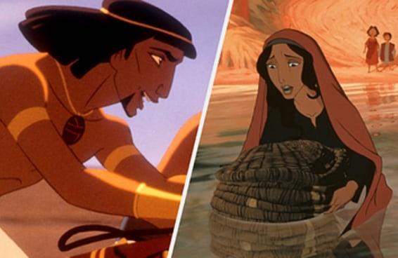"""Esse teste vai revelar qual música de """"Príncipe do Egito"""" você precisa ouvir agora mesmo"""