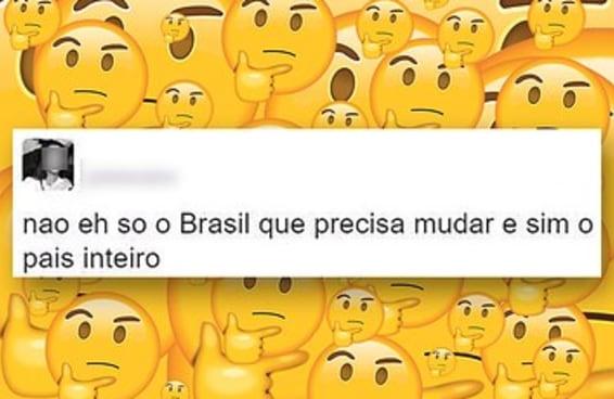 14 pessoas que iluminariam o Brasil inteiro se burrice gerasse energia elétrica