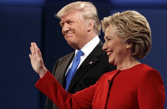 Como Hillary Clinton dominou o primeiro debate presidencial nos EUA