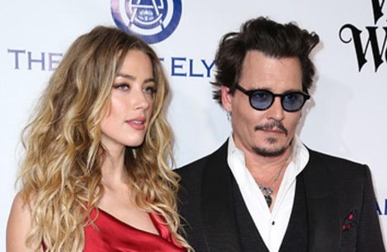 Amber Heard obtém ordem judicial restritiva contra Johnny Depp citando agressão física