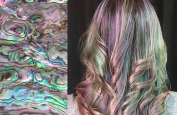 Esta cabeleireira tira sua inspiração da natureza e os resultados são deslumbrantes