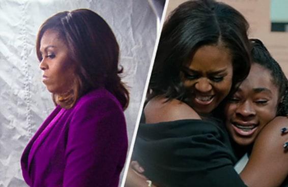 O documentário de Michelle Obama me lembrou como é ter esperança