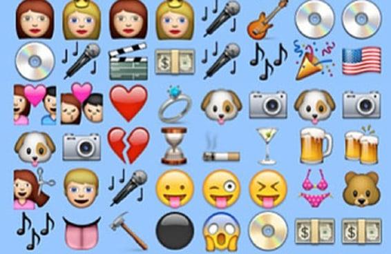 29 lindas canções brasileiras reinterpretadas loucamente com emojis