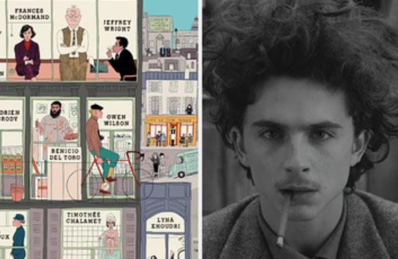 """19 cenas muito simétricas do filme novo do Wes Anderson, """"The French Dispatch"""""""