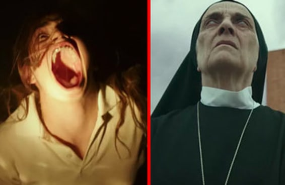 Estão falando que esse filme na Netflix é tão assustador que não dá para ver até o final