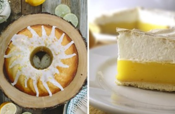 12 receitas que provam que limão é o ingrediente mais versátil que existe