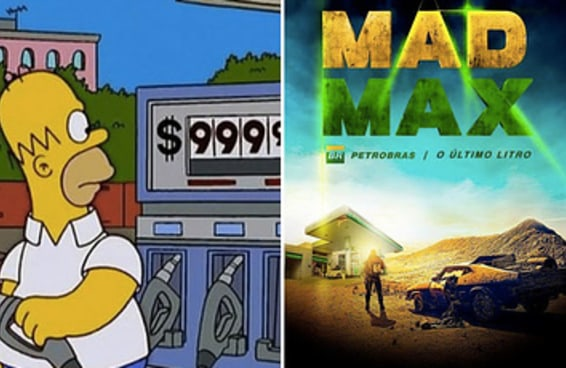 """A crise dos caminhoneiros e a falta de gasolina está transformando o Brasil em """"Mad Max"""""""