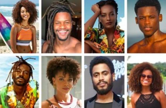 Aqui estão 36 ÓTIMOS atores negros para a Globo chamar para suas novelas