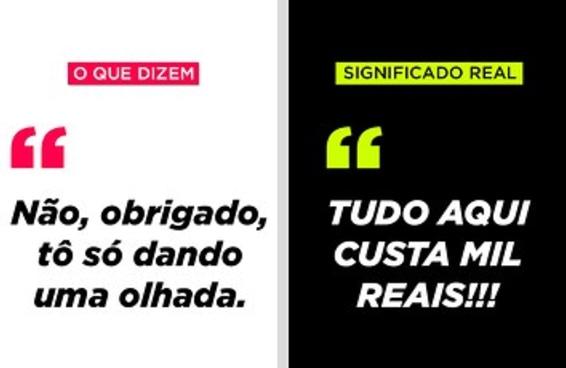 12 frases tipicamente brasileiras (e seus significados reais)