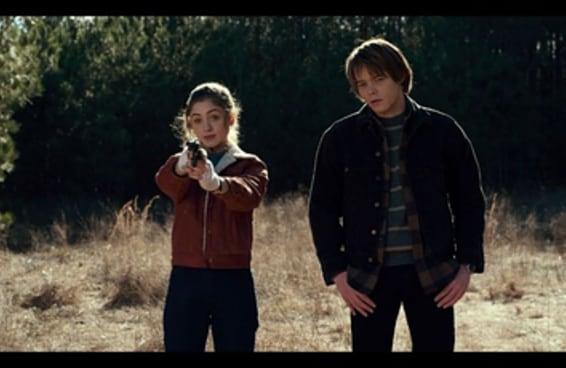 """Aqueles dois de """"Stranger Things"""" estão namorando"""