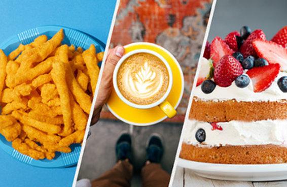 Você prefere essas comidas em versão gourmet ou normal?