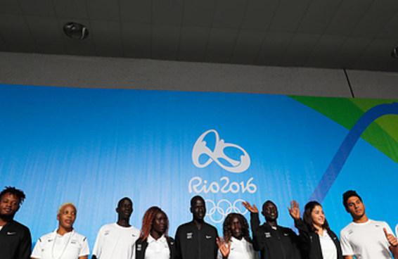 O time dos refugiados é de longe a equipe mais inspiradora da Rio 2016