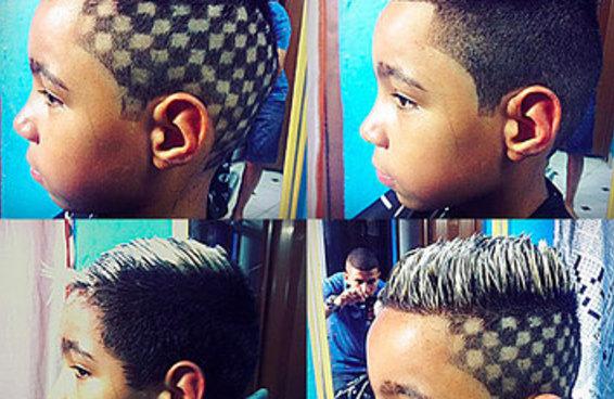 Barbeiros oferecem cortes estilosos gratuitos para moradores de Guaianases