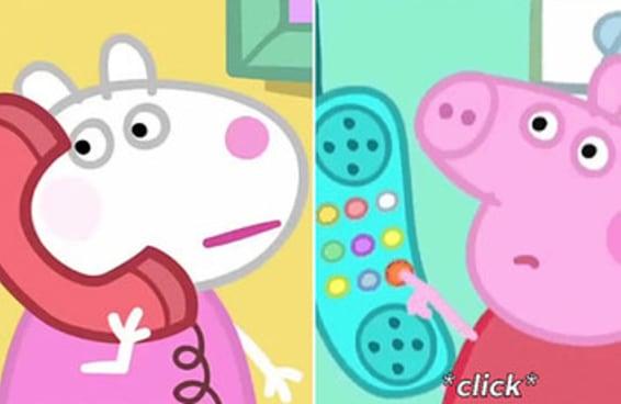17 vezes em que a Peppa Pig foi uma GROSSA