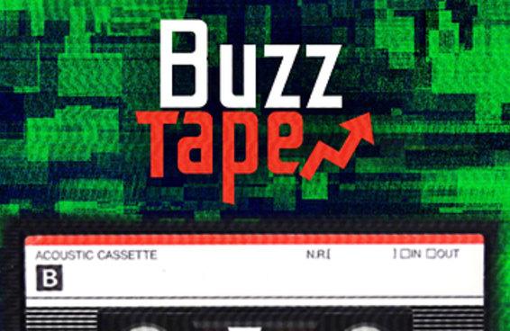 Chegou o BuzzTape, a mixtape com as músicas que marcaram a vida de nossos artistas do coração