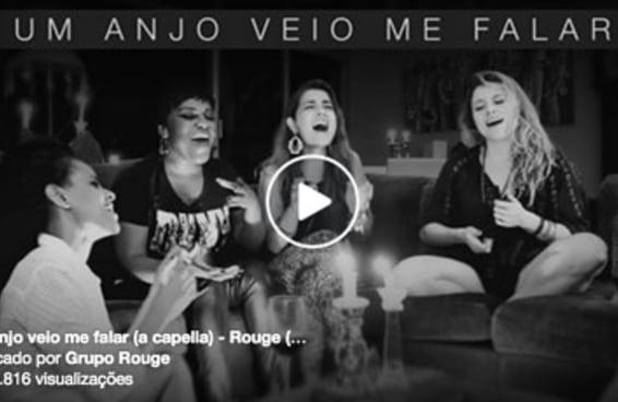 As meninas do Rouge se reuniram e estão fazendo as melhores versões dos seus sucessos