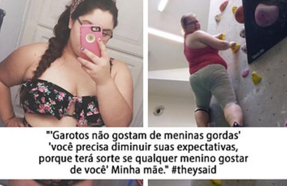 Mulheres estão compartilhando suas experiências com o body shaming no Twitter