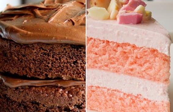 Escolha 5 bolos e acertaremos o dia da semana em que você nasceu