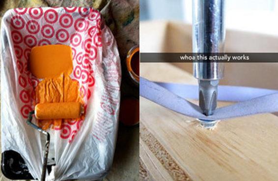 13 truques simples e fáceis para fazer pequenos reparos em casa