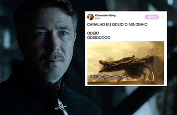 """Está mais que na hora do Mindinho de """"Game of Thrones"""" morrer"""