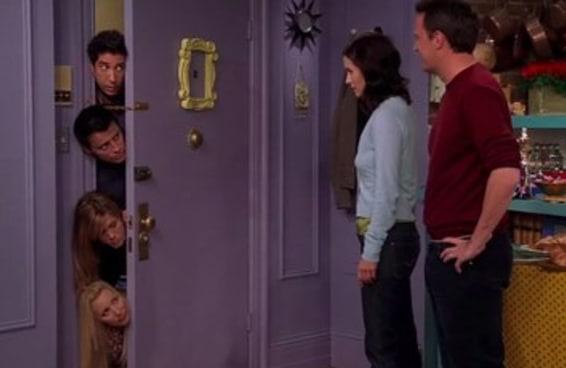"""Qual episódio de """"Friends"""" mais combina com a sua personalidade?"""