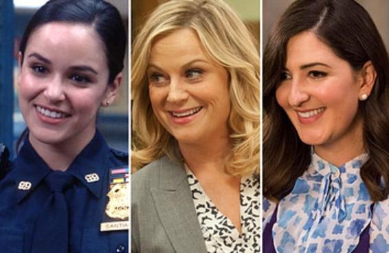 """Todo mundo é a união de personagens de """"Brooklyn Nine-Nine,"""" """"Parks And Rec,"""" e """"The Good Place"""" — aqui estão os seus"""