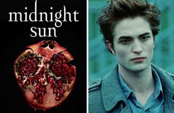 """Stephenie Meyer finalmente vai lançar """"Sol da Meia-Noite"""", o que prova que os vampiros estão de volta"""