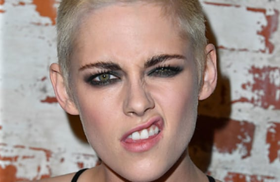 Apenas 26 fotos do novo look incrível da Kristen Stewart