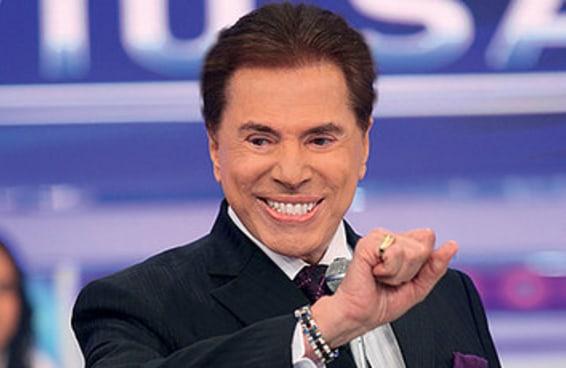 A pegadinha do avião com o Katinguelê mostra por que Silvio Santos não tem limites