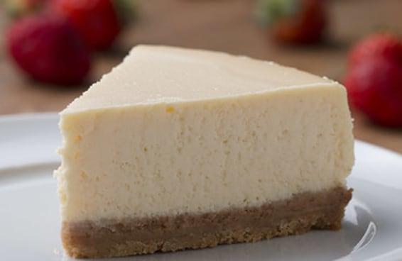 A melhor receita de cheesecake que você respeita!