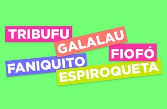 As 50 palavras mais engraçadas da língua portuguesa