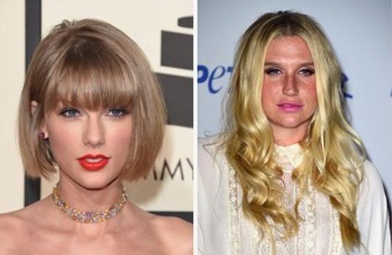 Taylor Swift fez uma doação de US$ 250.000 para Kesha