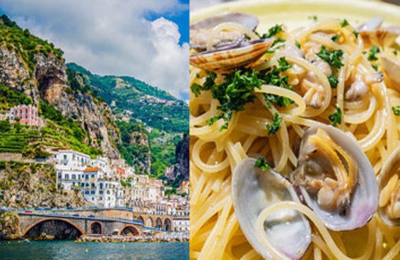 Coma por toda a Itália, e vamos revelar a cidade italiana dos seus sonhos
