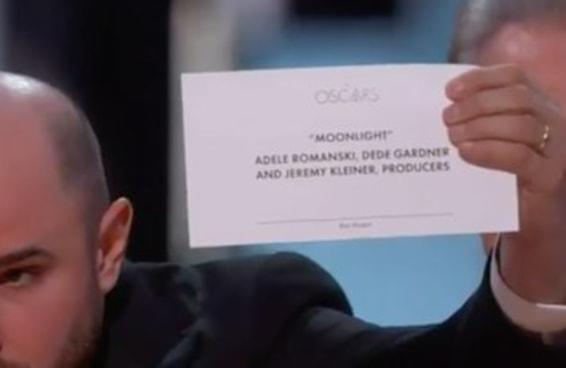 Aqui está o momento mais doido do Oscar explicado passo a passo