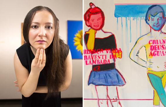 Ofenda-se (ou não) com estas obras de arte e diremos algo sobre sua personalidade